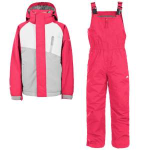 Trespass Kids Crawley Ski Suit