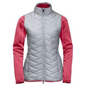Jack Wolfskin Womens Icy Trail 3-in-1 Gilet