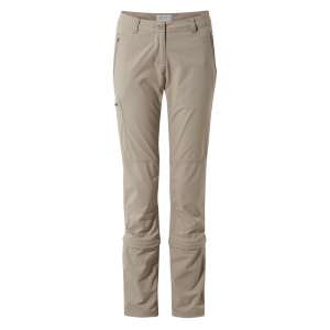 Craghoppers Women s NosiLife Pro Capri 3/4 Zip Off Trousers