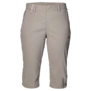 Jack Wolfskin Womens Activate Light 3/4 Pants