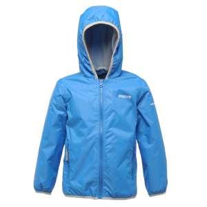 Image of Regatta Kids Lever Waterproof Jacket