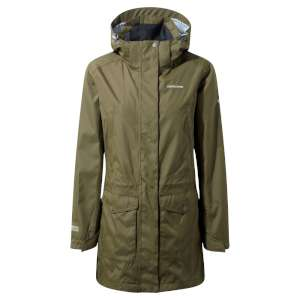 Craghoppers Womens Madigan III Long Jacket