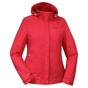 Jack Wolfskin Womens Mountana Waterproof Jacket