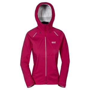 Jack Wolfskin Womens Exhalation Texapore Jacket