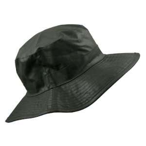 Wide Brim Wax Country Hat