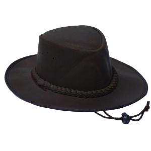 Zambezi Explorer Leather Hat