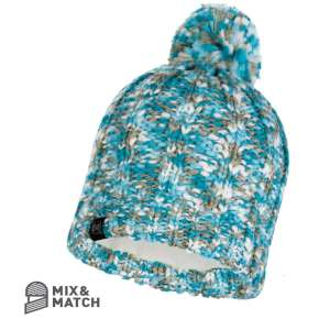 Buff Livy Kintted Hat