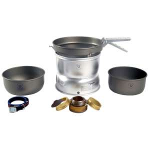 Product image of Trangia 27-7 Stove Hard Anodised Pans