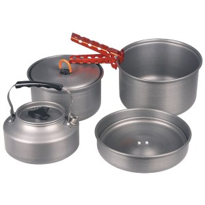 Stockists of 4 Person Cook Set
